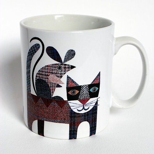 Dog & Bone Mug