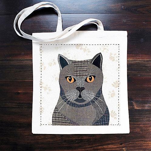 British Shorthair Cat Bag