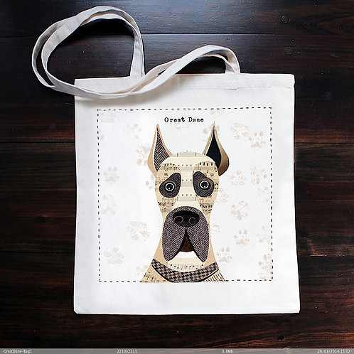 Great Dane Dog Bag