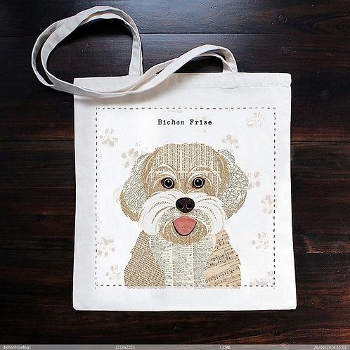 Bichon Frise Dog Bag