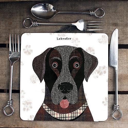 Labrador Placemat/Coaster