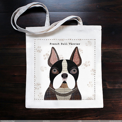 French Bulldog Dog Bag