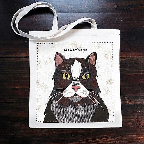 Ragamuffin Cat Bag