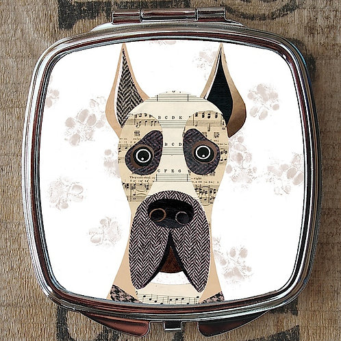 Great Dane Compact Mirror