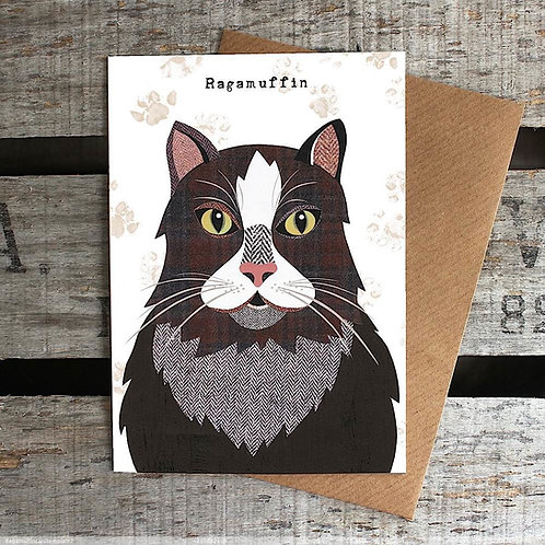 PURR 06 Ragamuffin Card