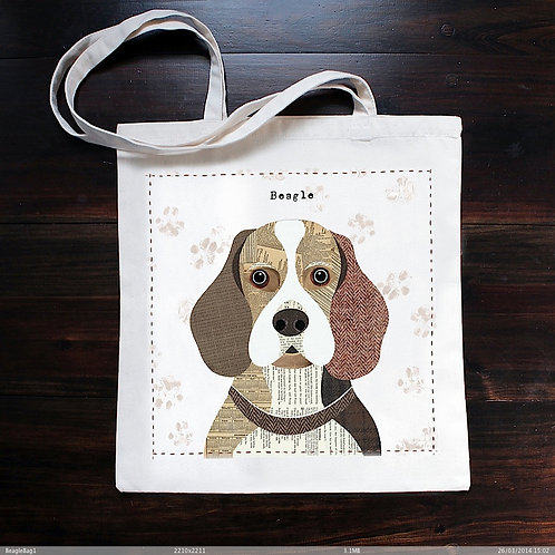 Beagle Dog Bag