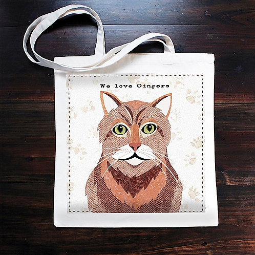 Ginger Cat Bag