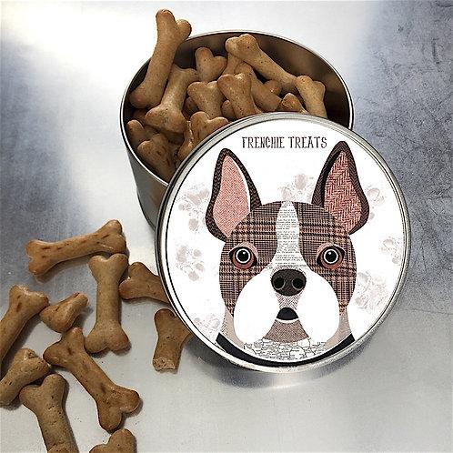 Frenchie Dog Tin