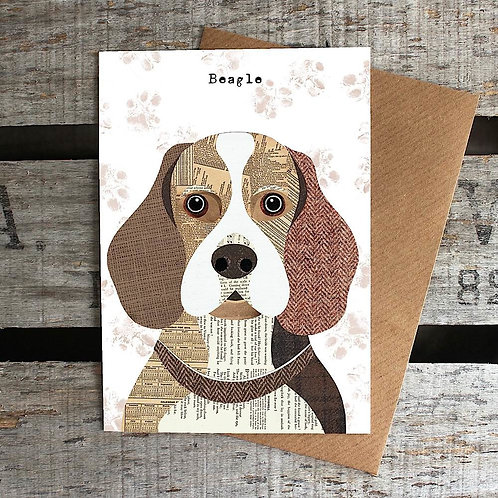 PAW12 - Beagle Card