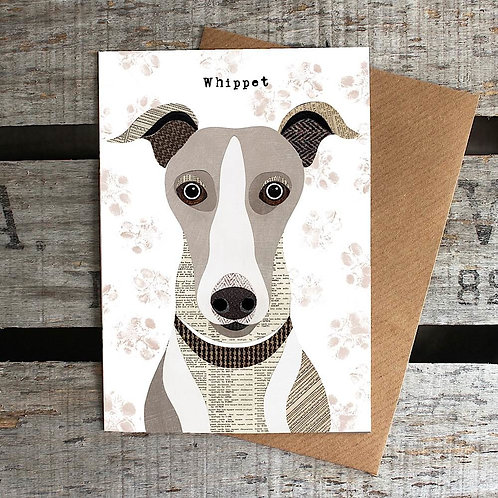 PAW38 - Whippet Card