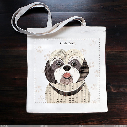 Shih Tzu Dog Bag