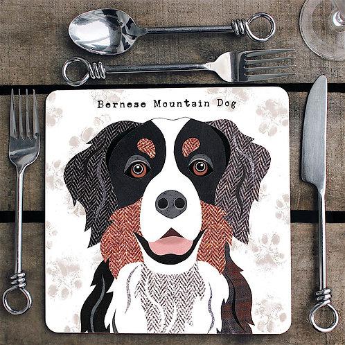 Bernese Mountain Dog  Placemat/Coaster