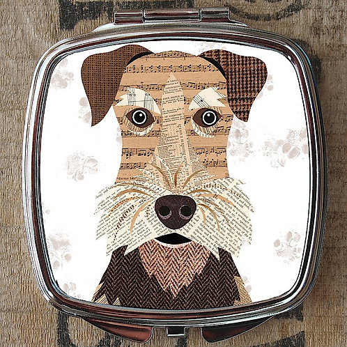 Airedale Compact Mirror/Seconds