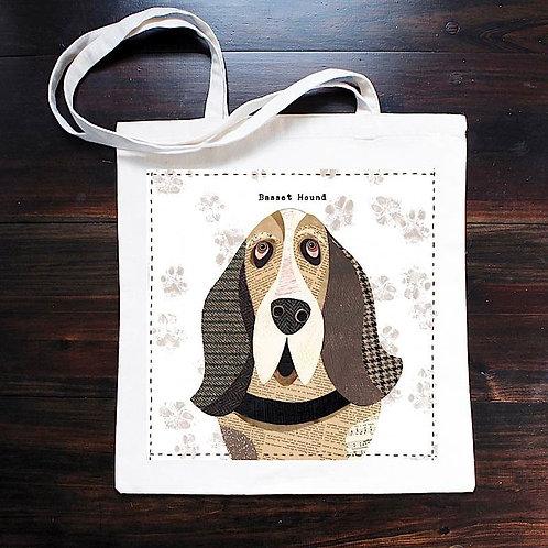 Basset Hound Dog Bag