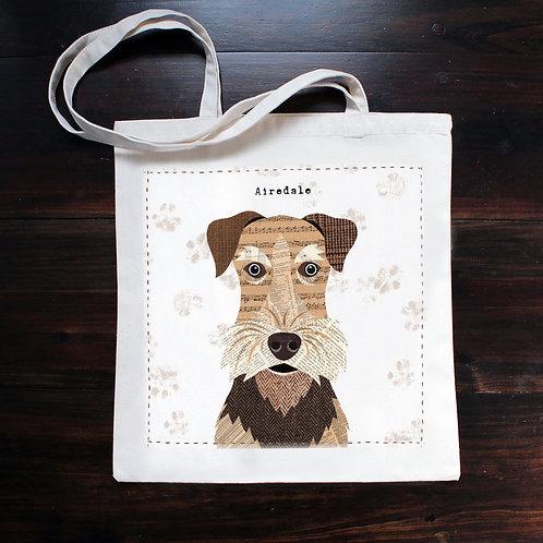 Wire Fox Terrier Dog Bag
