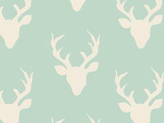 Mint Hello Bear Buck Forest