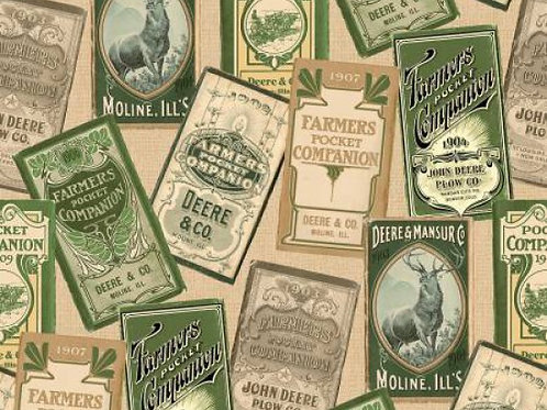 John Deere Farmers Pocket Companion