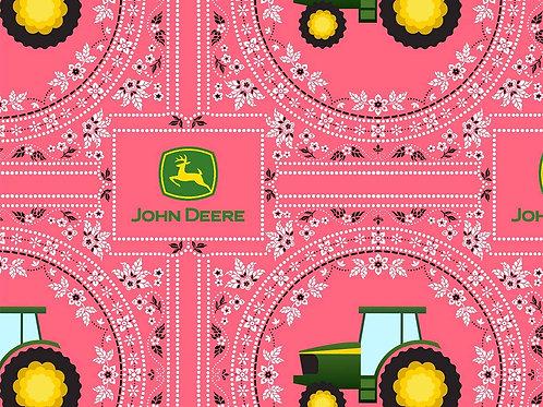 John Deere Nursery Tractor PINK