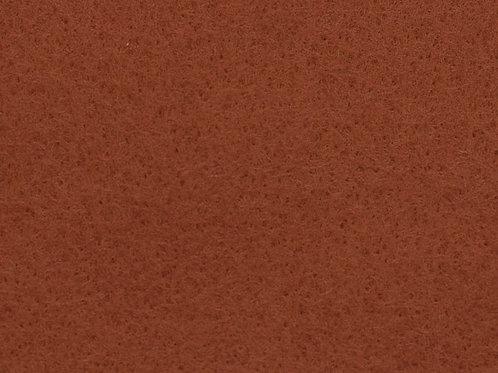Caramel ~ Wool Blend Felt