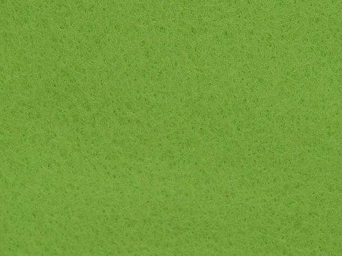 Lime ~ Wool Blend Felt