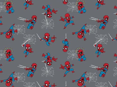 Marvel Mini Spiderman Toss Grey