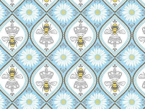 Queen Bee Blue