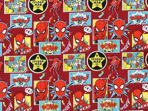 Marvel Spiderman In The Box Red