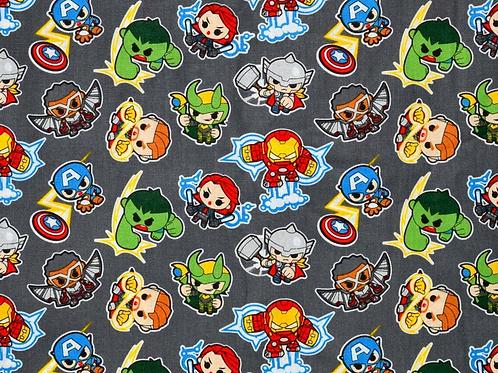 Marvel Mini Avengers in Action Grey