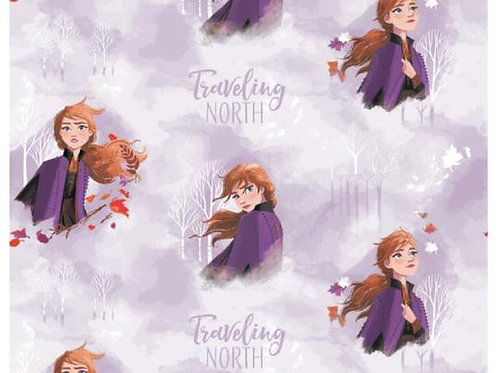 Frozen Anna Watercolour