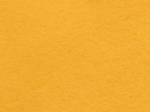 Yellow Crocus ~ Wool Blend Felt