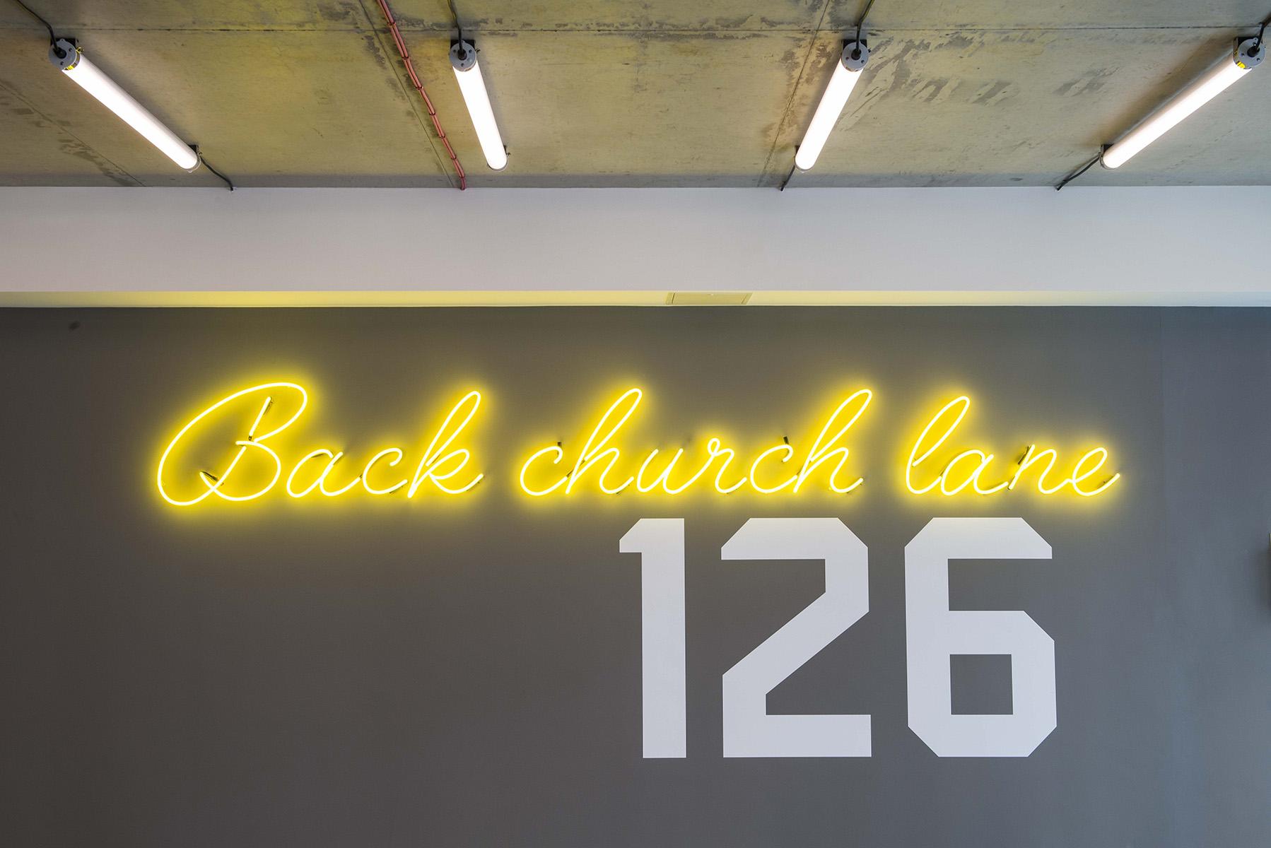 Back Church Lane