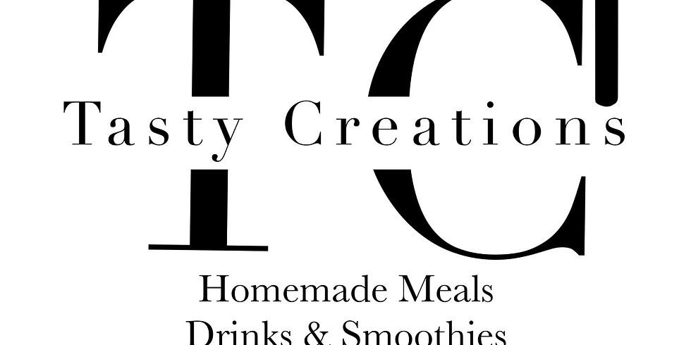 Tasty creations weekly menu