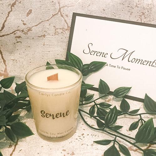 Serene Candle