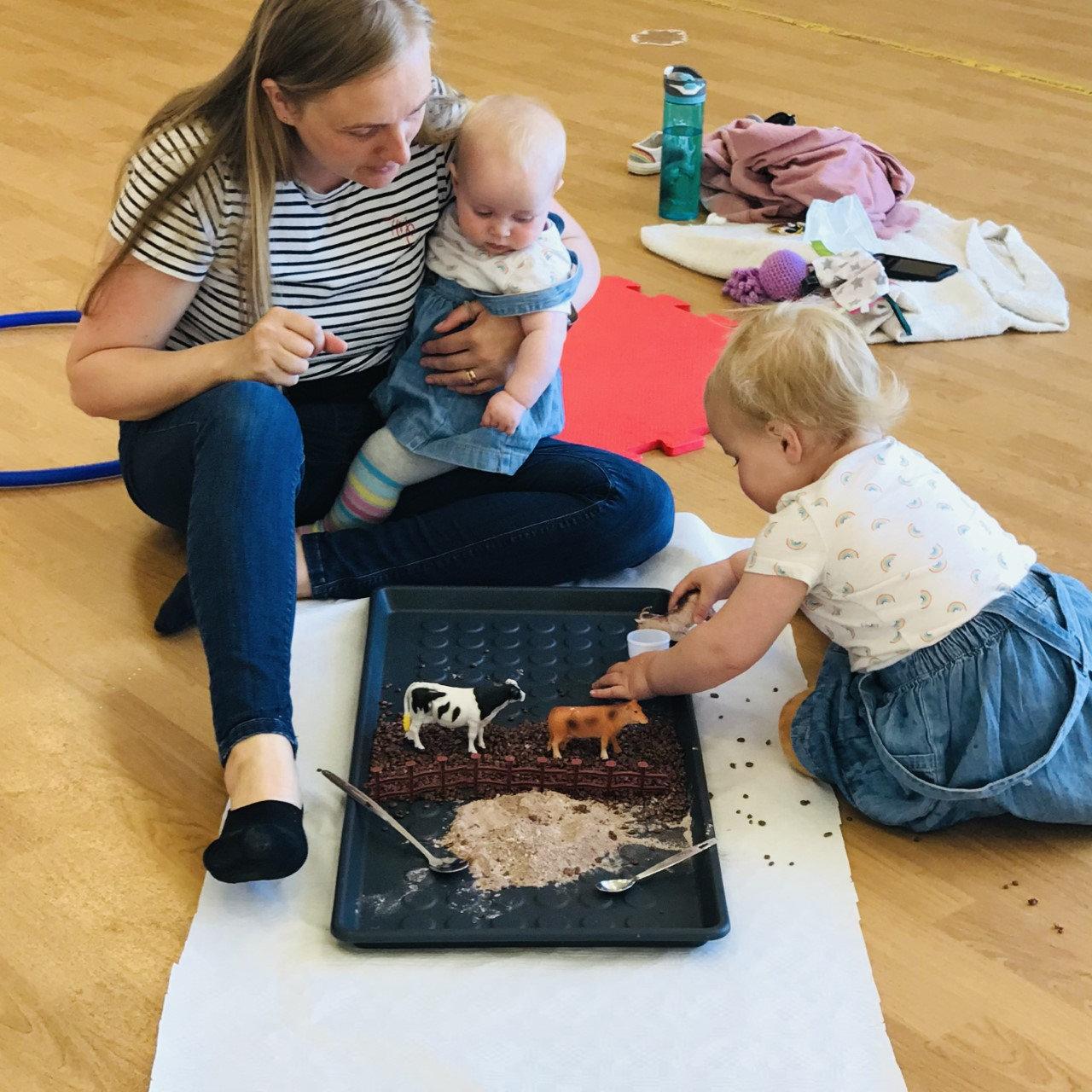 Little Adventurers - Developmental play