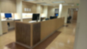 CWH Nurse Station with 3-Form, Pic #1.jp
