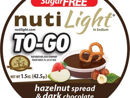 """Nutilight (The Healthy """"Nutella"""")"""