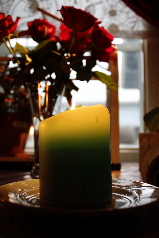Mother Blessing -kynttilä