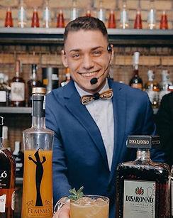 Manuel Spolaore bartender pietro rizzato fotografo