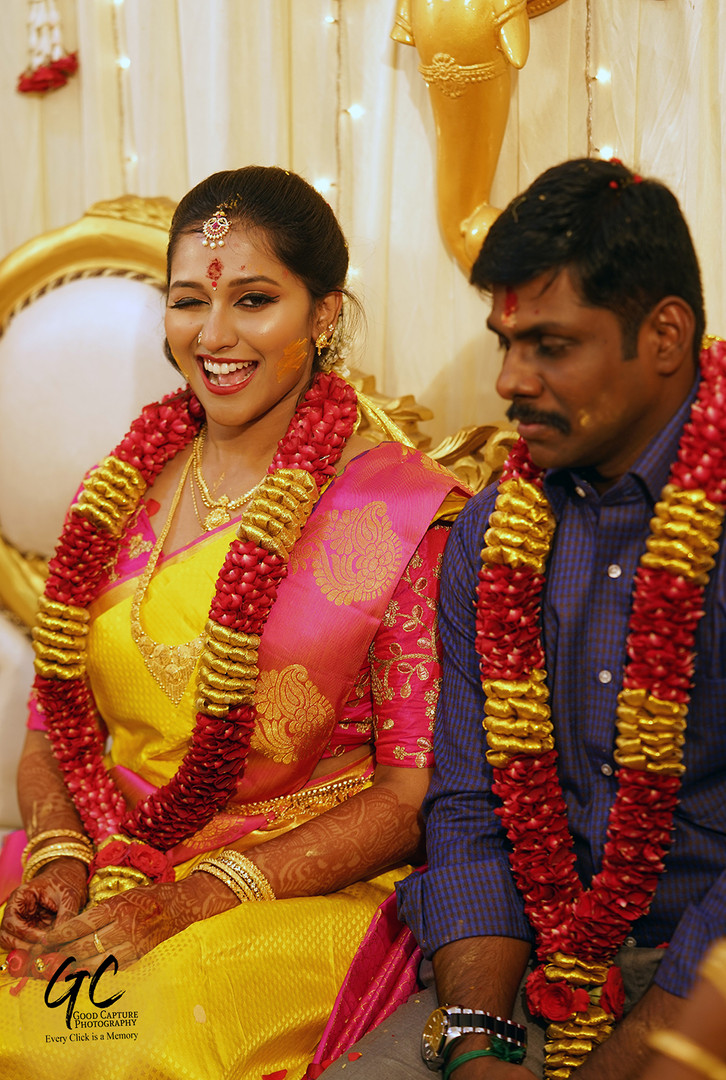 best candid wedding photographers in chennai, Good Capture Photography