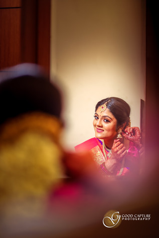 Bridal wedding photography in Chennai by Good Capture Photography Chennai