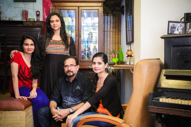 Good Capture Photography Best Family Portrait Photographers in Chennai