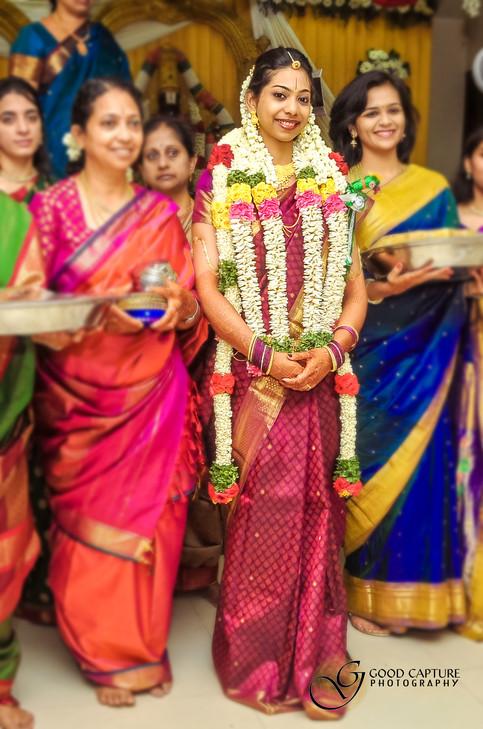 Chennai brahmin wedding photograph of sri