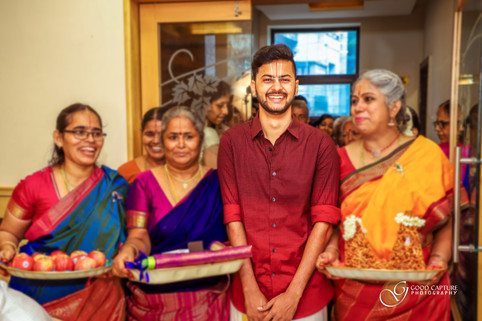 Brahmin wedding photography by Good Capture Photography