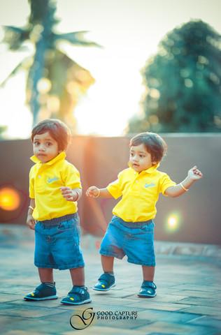 Kids Photoshoot Chennai by Good Capture Photography