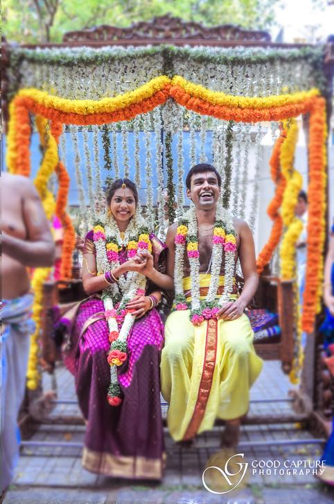 Brahmin wedding during chennai lockdown