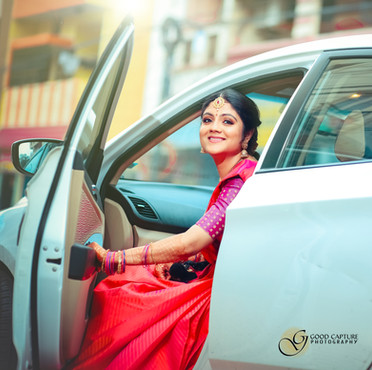 Outdoor Bridal Photoshoot ideas in Chennai