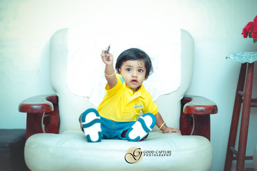 Candid Baby Photoshoot in Chennai by Good Capture Photography Studio