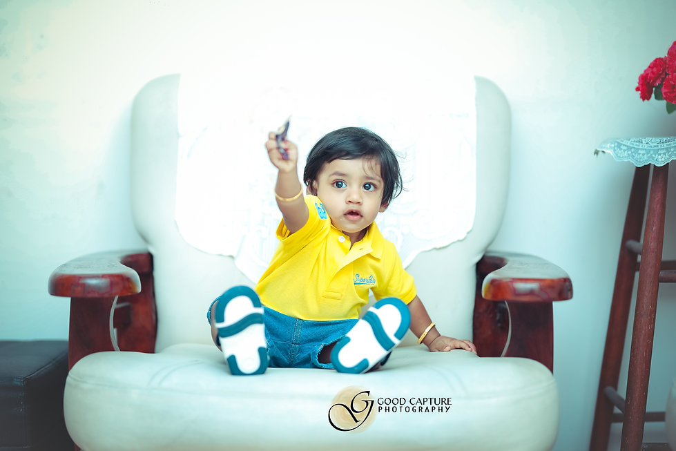Best Baby & Kids Photography in Chennai at a kids photoshoot session at affordable package