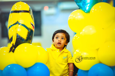 Best baby photoshoot session in Chennai by Good Capture Photography