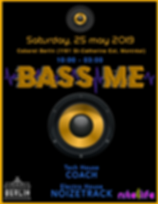 Nitelife - Bass me 05/25/2019